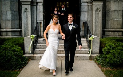 Boston Wedding at the Charles Hotel | Andrea + Dan