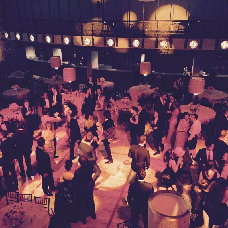 New York City Ballet 2015 Fall Gala - Mass DJ