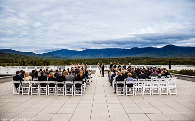 Enchanting Omni Mount Washington Wedding With Jordan & Ryan