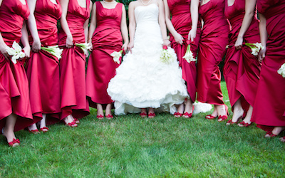7 Tips for Breaking in New Shoes Before the Wedding