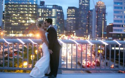 Heartwarming Boston Wedding of Jennifer & Kyle