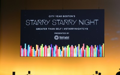 Starry Starry Night, City Year Benefit Gala, Boston