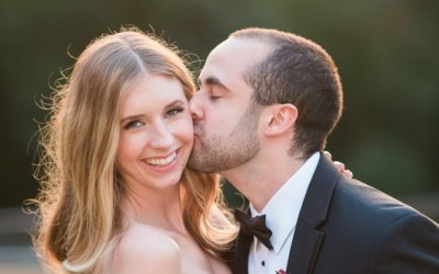 Romantic Bradley Estate Wedding With Amanda & Michael