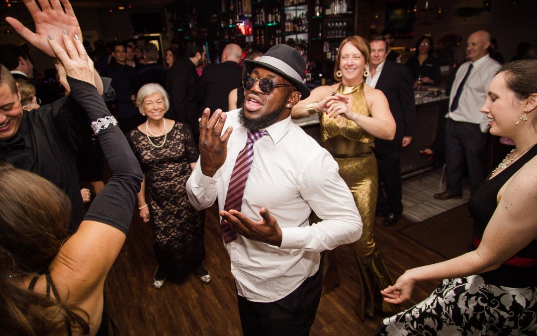The Exhilarating Boston Corporate Christmas Party with Zudy