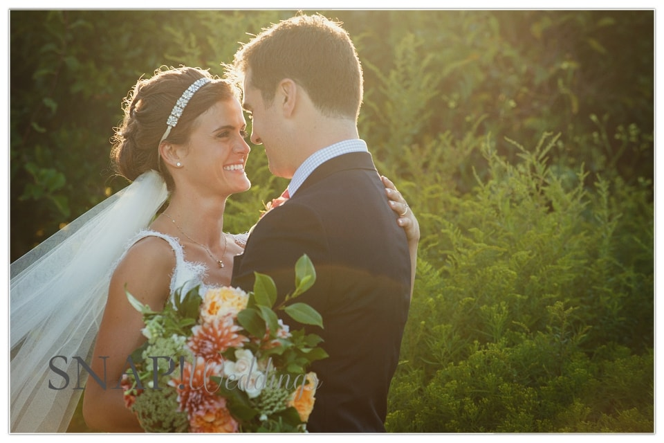 The Beautiful Outdoor Newport Wedding With Cory & Melissa