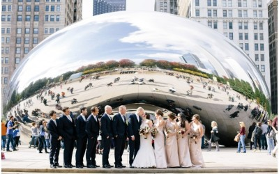 Beautiful Chicago Wedding Experience With Shannon & Will