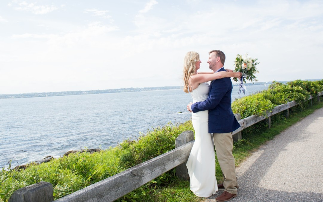 Conanicut Yacht Club R.I. Wedding With Julia & Brian