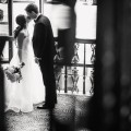 Four Seasons Boston Wedding With Lizzy & Sean Boston DJ-Omari-Keros-String-Quartet1-min