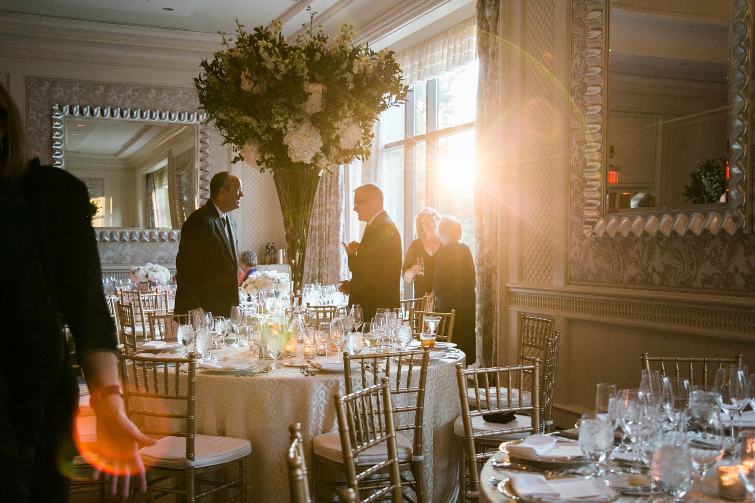 Four Seasons Boston Wedding With Lizzy & Sean - Wedding String Quartet Massachusetts