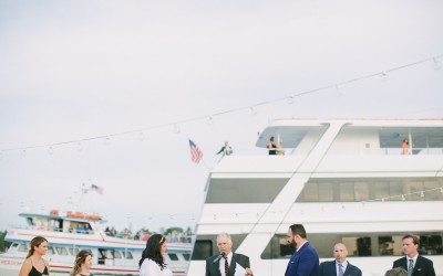 Soulful Gloucester Marina Summer Wedding