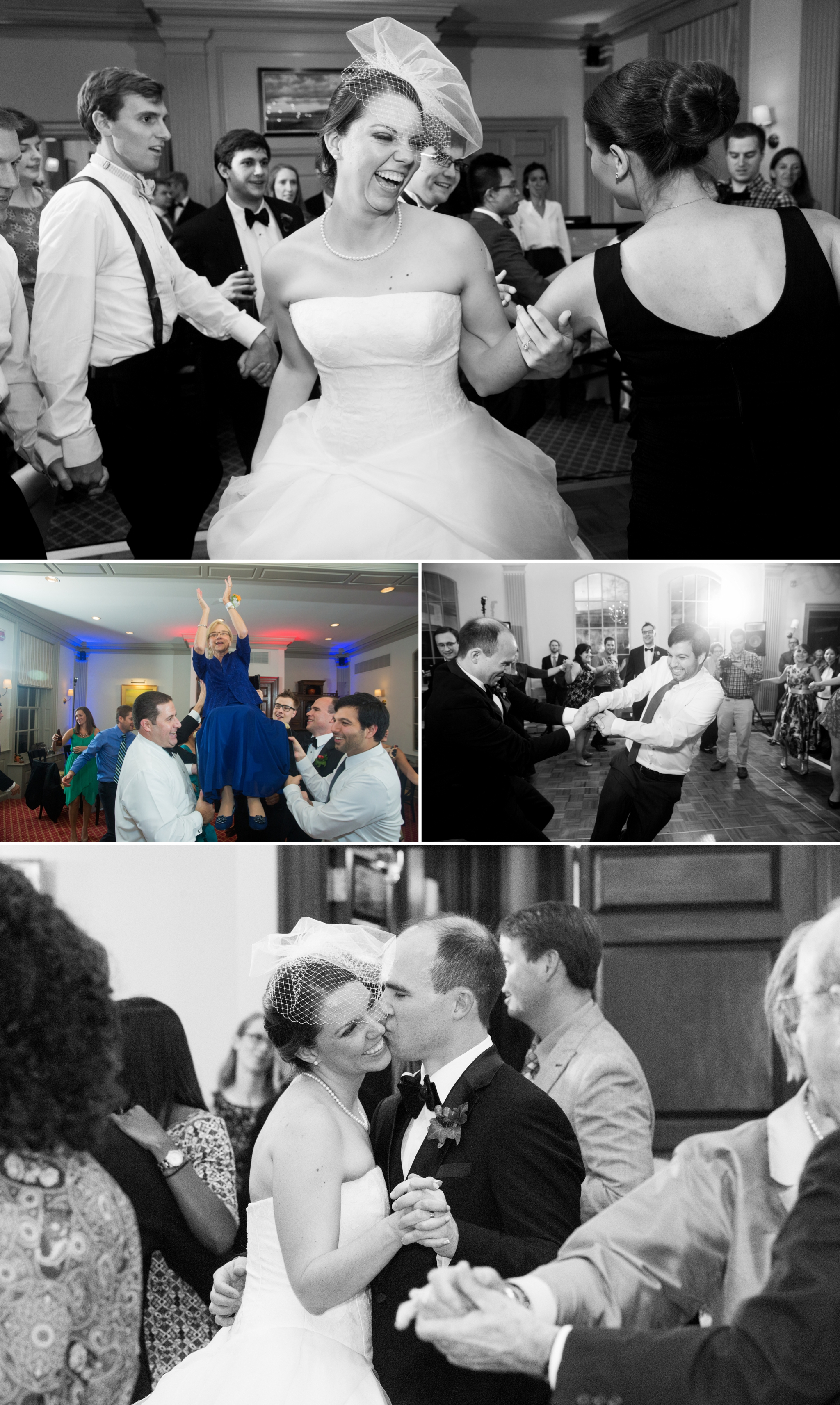 Sophisticated Harvard Faculty Club Cambridge Wedding - Boston Wedding Dj