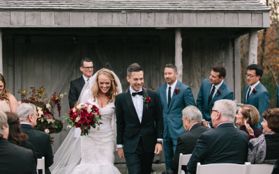 Hidden Pond Kennebunkport Maine Wedding With Kerry & Derek