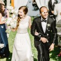 Maine Marianmade Farm Summer Wedding With Christina & Nishant - String Quartet Boston Mass