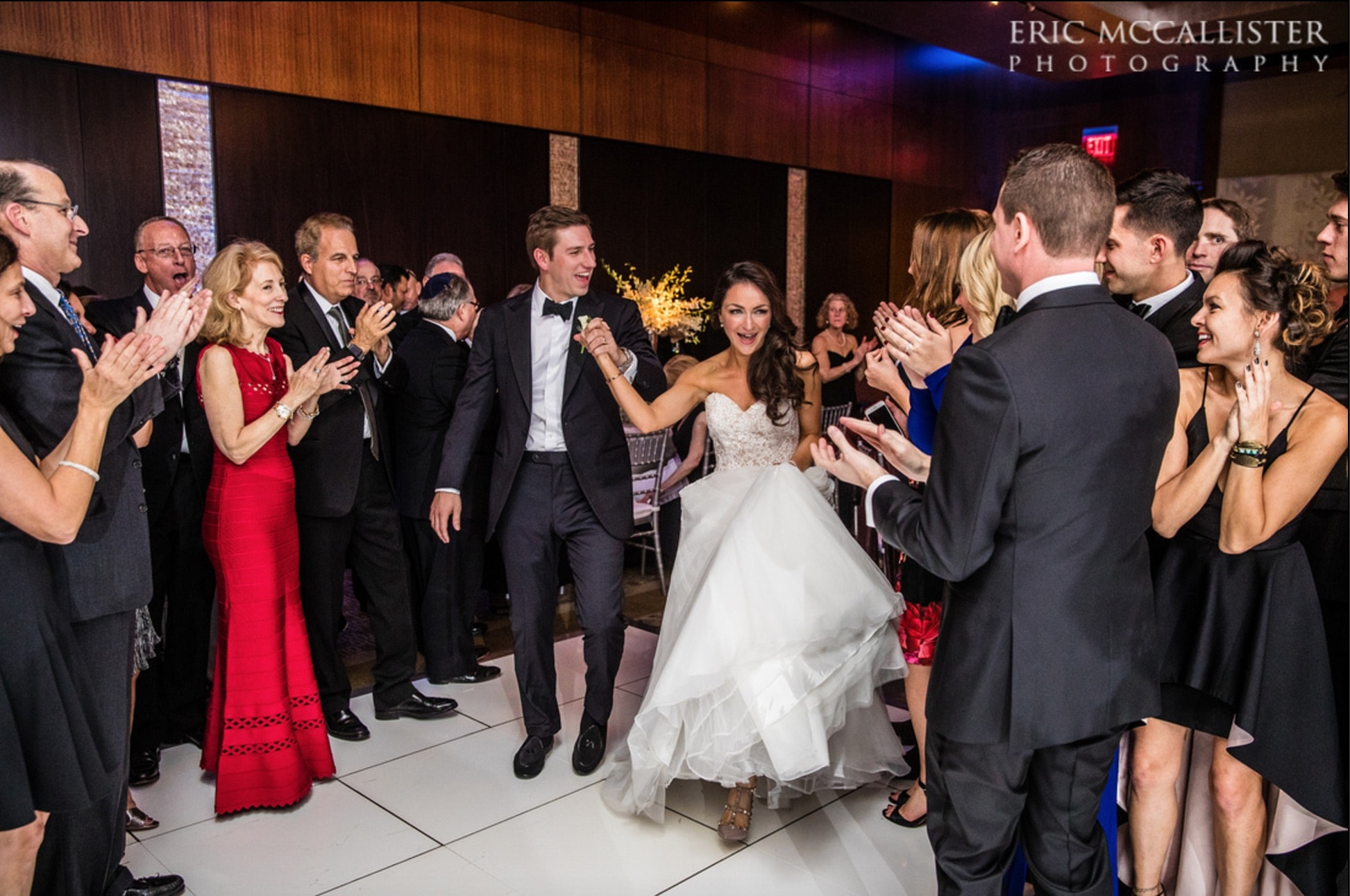 Ritz Carlton Boston Wedding With Jamie & Phil - Wedding DJ Massachusetts