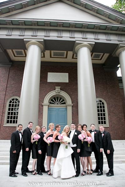 Harvard Memorial Church-Mandarin Oriental Hotel Boston-Wedding-Boston Wedding DJ-Omari-Keros-String-Quartet2-min