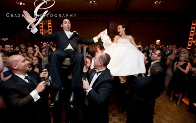 Glamorous Boston Mandarin Oriental Wedding