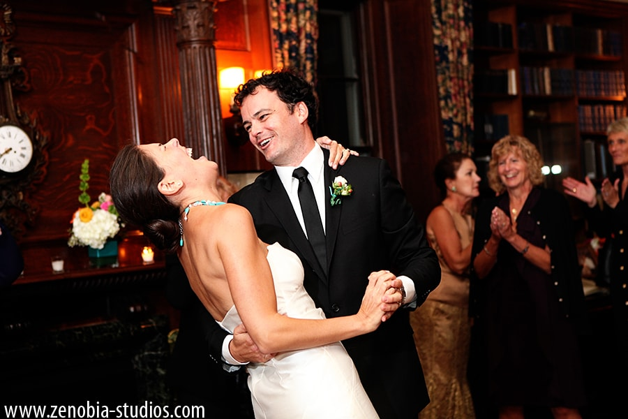 New York Yacht Club Wedding With Jenny & Billy