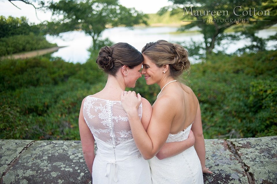 A Unique Moraine Farms Wedding Experience With Emily & Erin